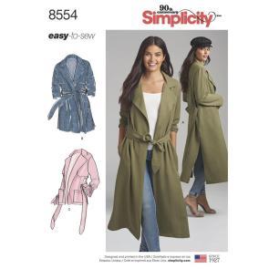 simplicity 8554